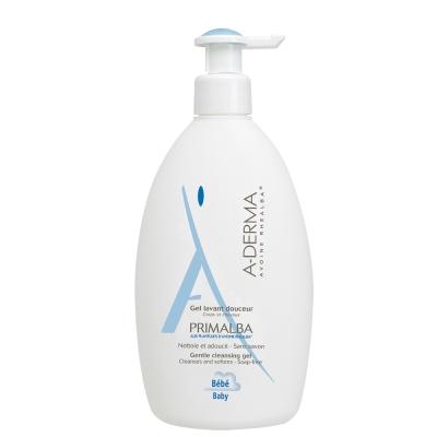 A-DERMA艾芙美 燕麥新葉寶貝洗髮沐浴精 500 ml