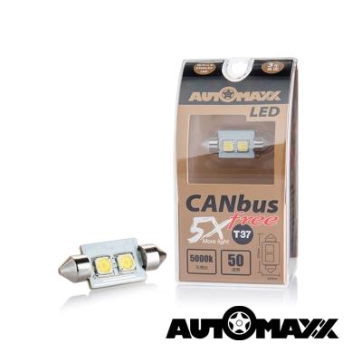 AUTOMAXX DP-4L75 天使白 CANBUS FREE 雙尖36mmLED-8H