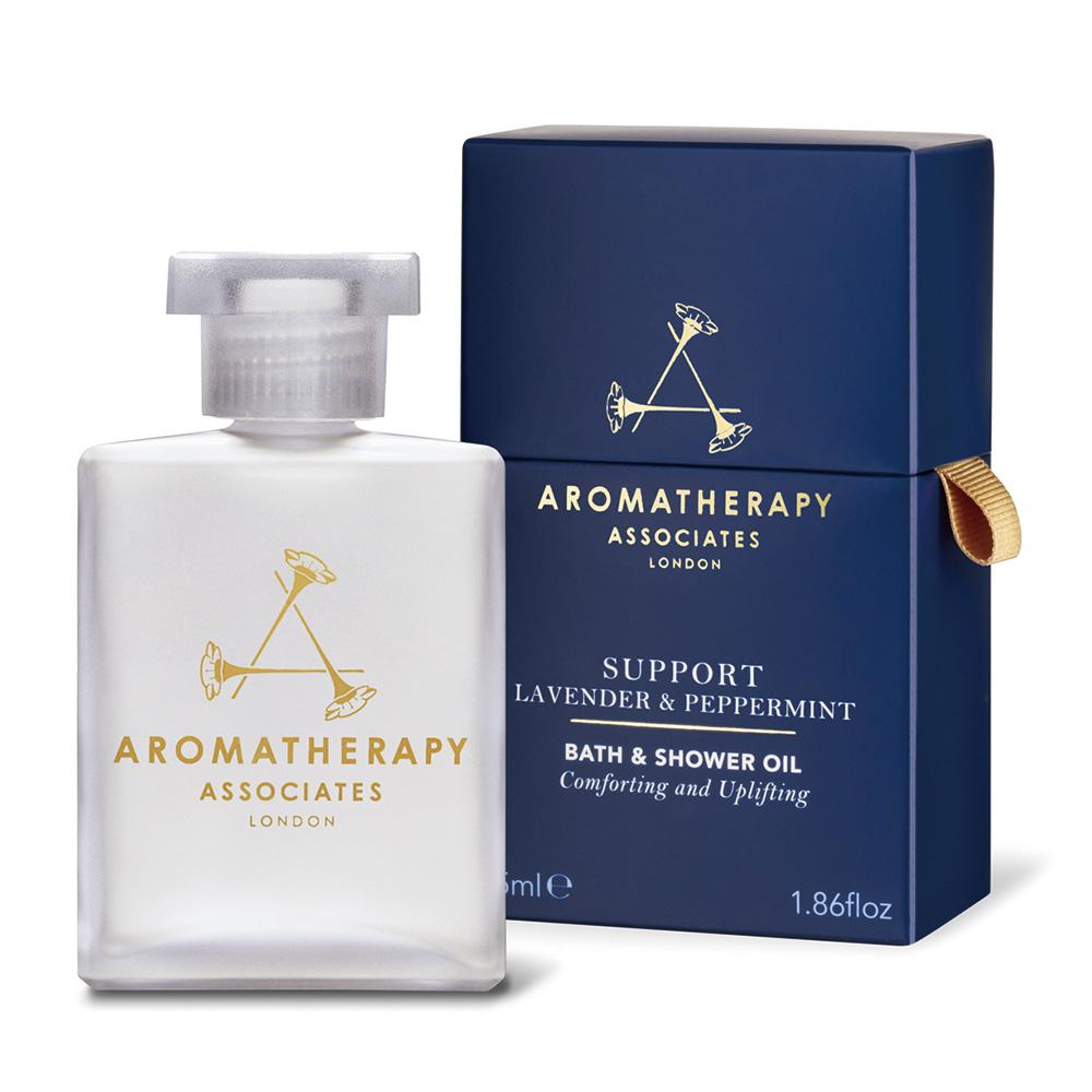 Aromatherapy Associates 舒和薰衣草辣薄荷沐浴油 55ml