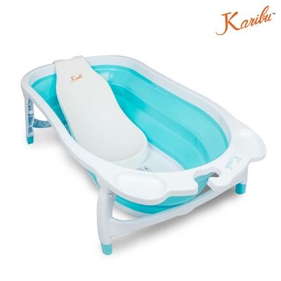 【麗嬰房】Karibu Layback Seat 折疊式澡盆躺椅