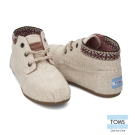 TOMS 部落麂皮短靴-女款(卡其)
