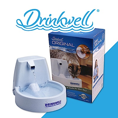 Drinkwell 好好喝 原創寵物瀑布噴泉 1.5L