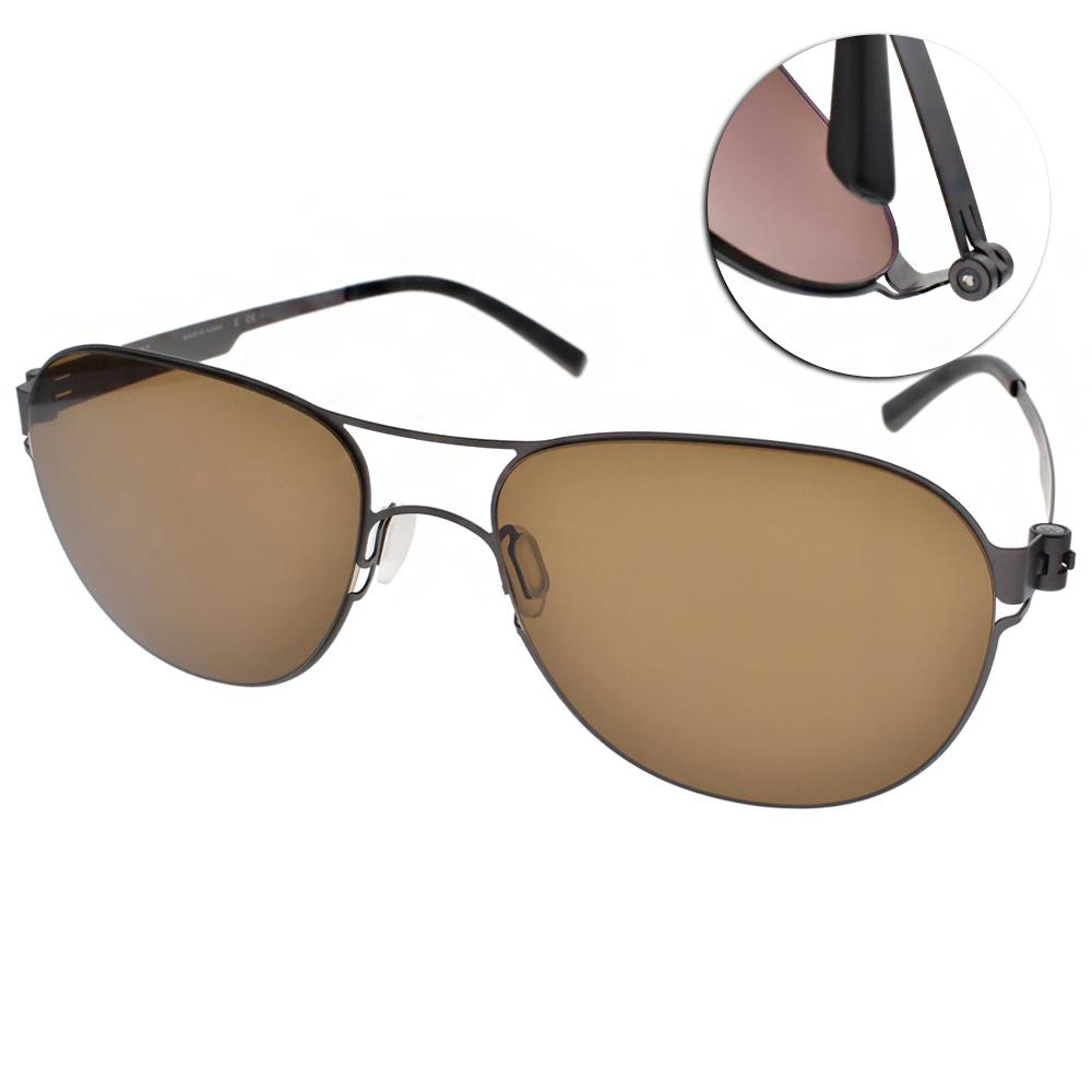VYCOZ太陽眼鏡 完美創新飛官款/槍銀#PALCO GUN