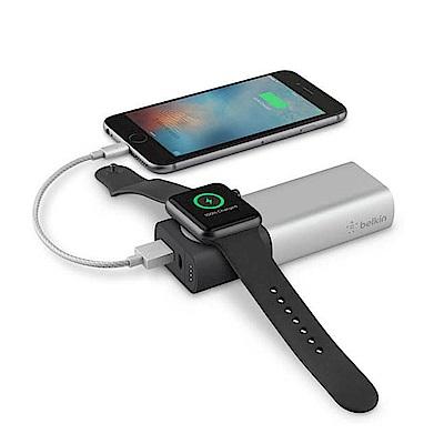 Belkin Valet Charger Apple Watch+iPhone 行動電源