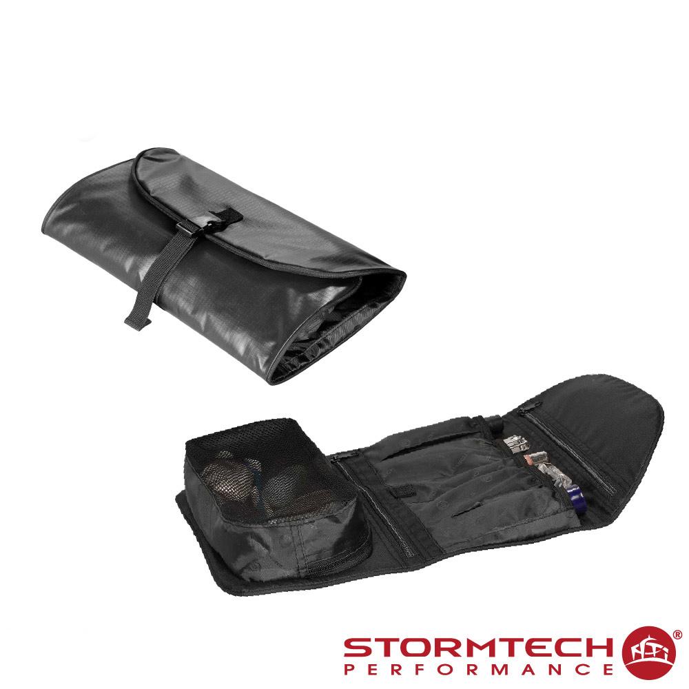 【加拿大STORMTECH】TWB-3-盥洗收納包-黑