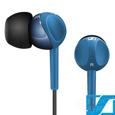 SENNHEISER-聲海-CX215-藍色版-Iconic-Sound-耳道式耳機
