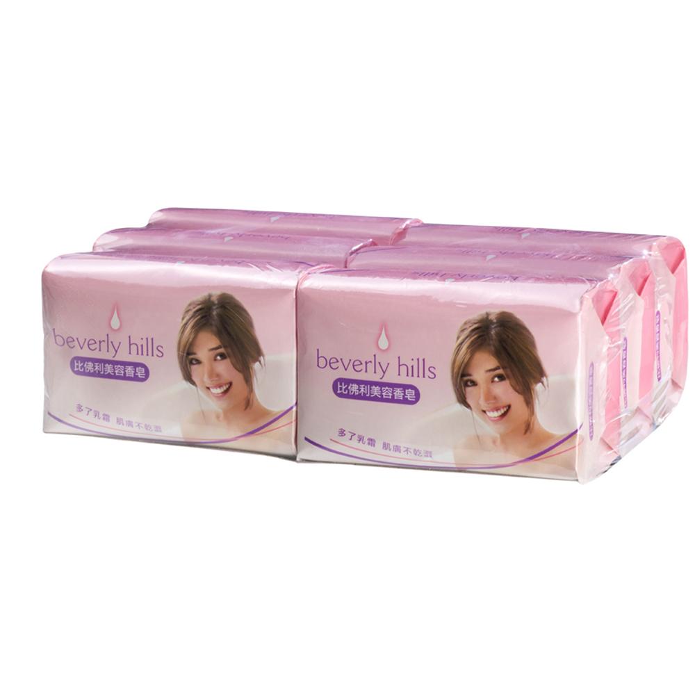 比佛利 美容皂(125gx6塊裝)