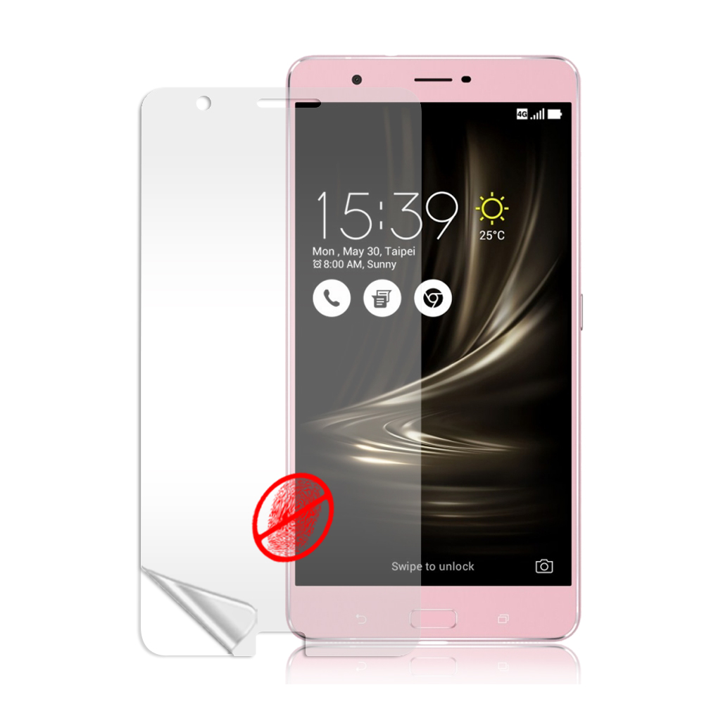Monia ASUS Zenfone 3 Ultra ZU680KL防眩光霧面耐磨保護貼