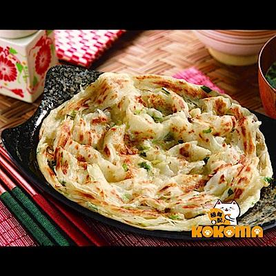 極鮮配 禾家香蔥抓餅5入 (600g±10%/包)-10包入