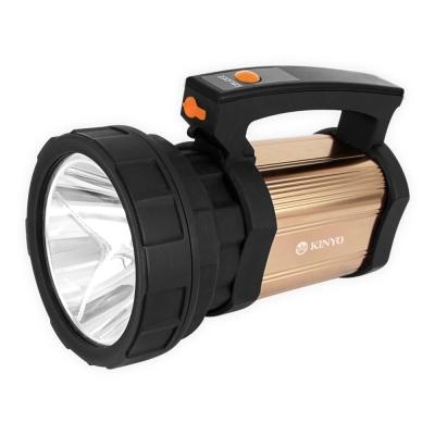 KINYO 大金充電式LED強光探照燈(LED307)