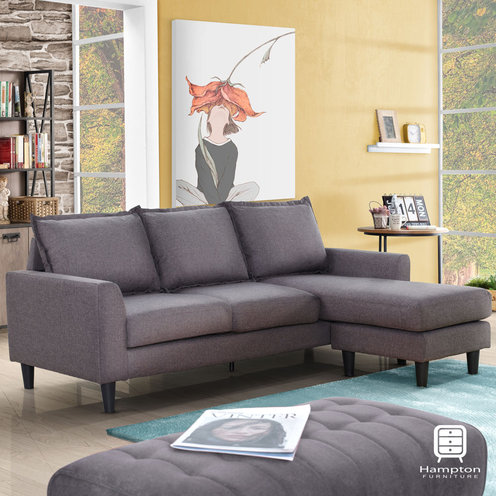 漢妮Hampton馬汀小型布沙發