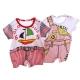 短袖連身衣(2件一組)  魔法Baby k5