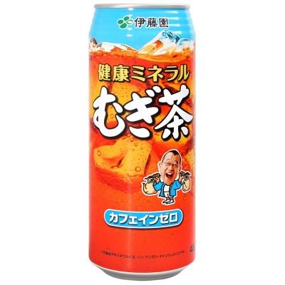 伊藤園 麥茶飲料(480ml)