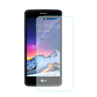 【SHOWHAN】LG K8(2017) 9H鋼化玻璃貼 0.3mm疏水疏油高清...