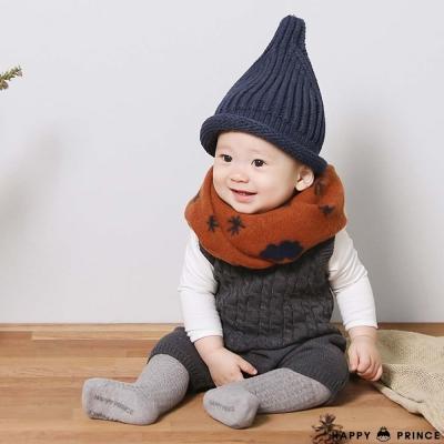 韓國 Happy Prince 網格壓紋素色褲襪