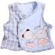 魔法Baby專櫃款嬰幼兒絲絨背心外套 k42290