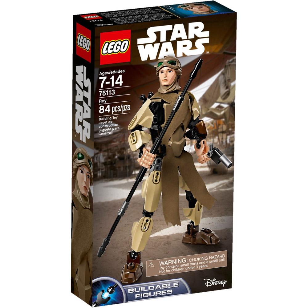 LEGO 樂高玩具 Rey 75113