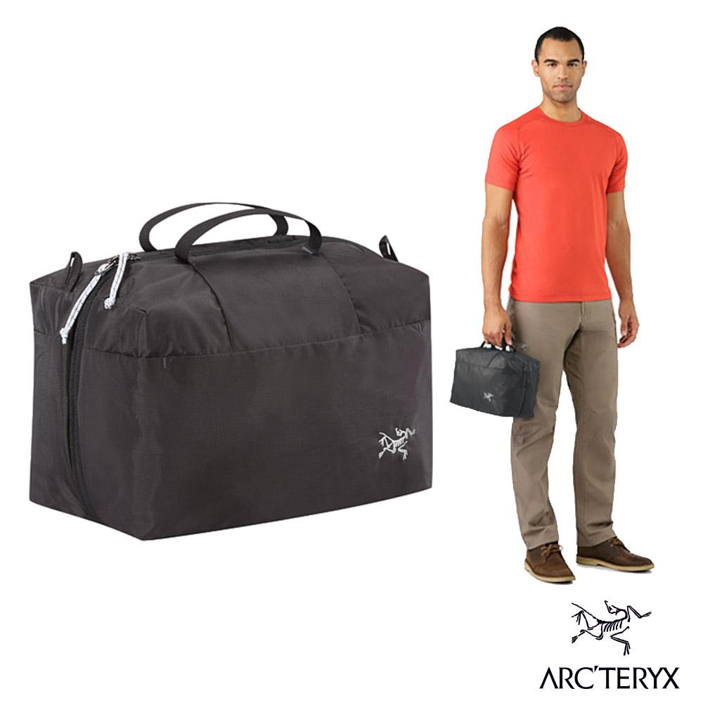 Arcteryx 始祖鳥 24系列 Index 5+5 旅行收納包【雙層】碳黑