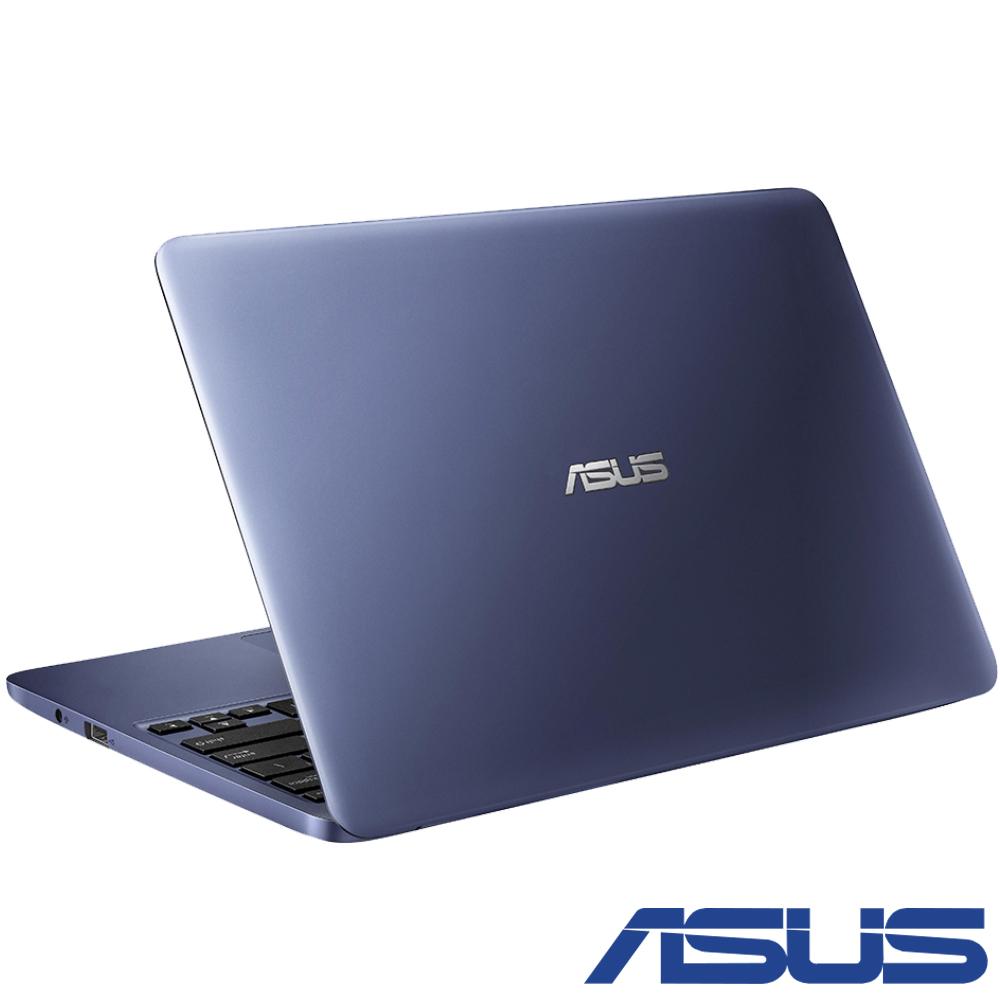 ASUS E200 11吋筆電(x5-Z8350/32G/4G/贈Office365/藍