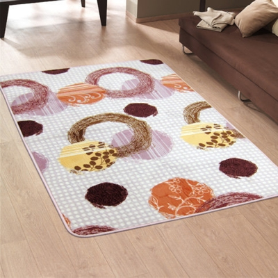 【范登伯格】愛堤絲觸感柔軟燦爛摺疊好收納進口地毯- 150 x 200 cm