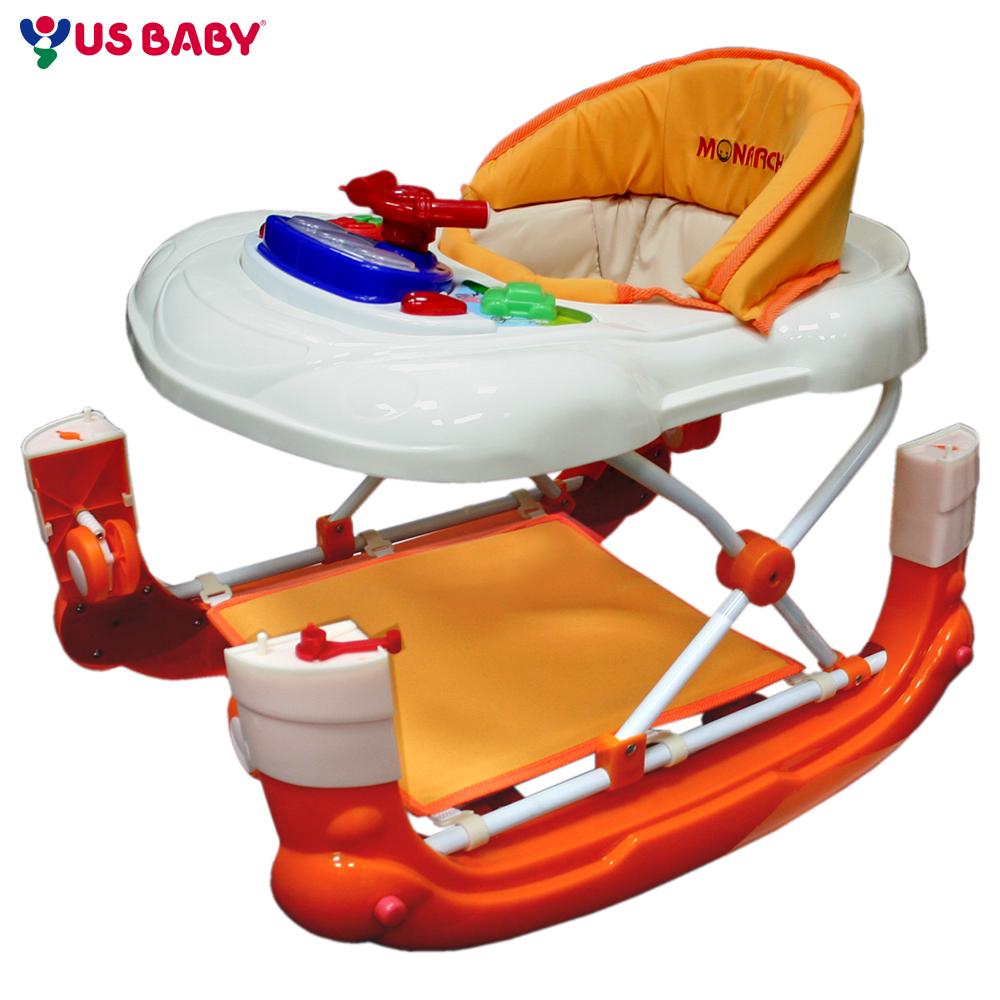 優生 高級嬰兒學步車(多功能搖椅)