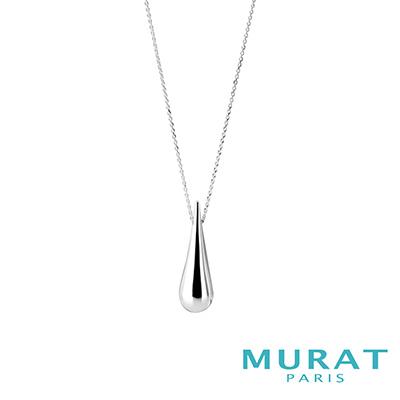 MURAT Paris米哈巴黎 簡約圓錐造型項鍊