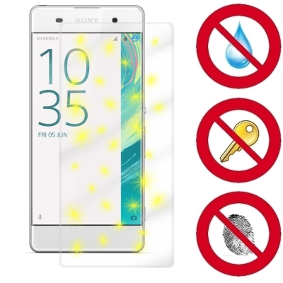 D&A Sony Xperia XA 電競玻璃奈米5H螢幕保護貼
