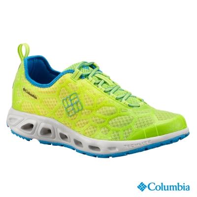 【美國Columbia哥倫比亞】水陸兩用鞋-男-青蘋(UBM39680AP)
