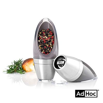 德國AdHoc 20周年紀念陶瓷刀研磨罐(灰)