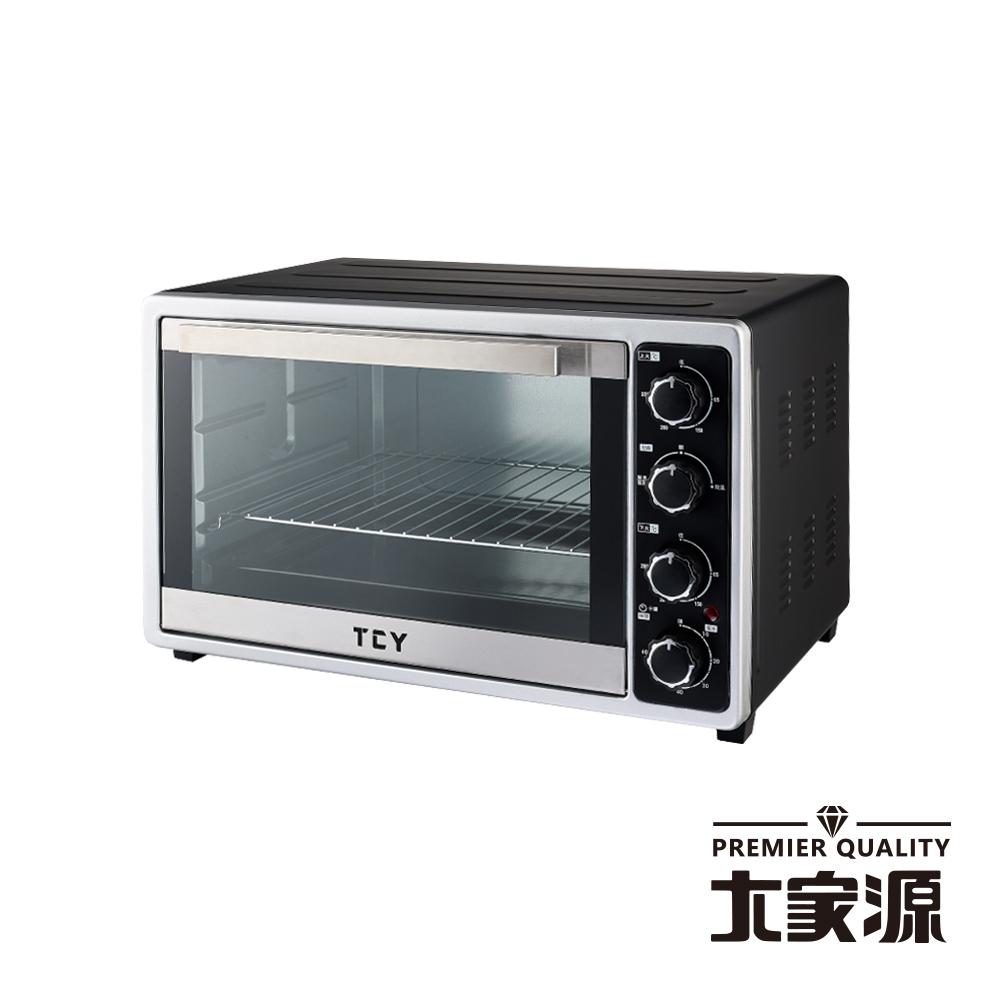 大家源 專業雙溫控旋風電烤箱(45L) TCY-3805 @ Y!購物
