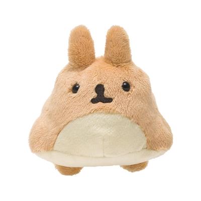 麻糬兔兔子朋友系列毛絨公仔。薯片