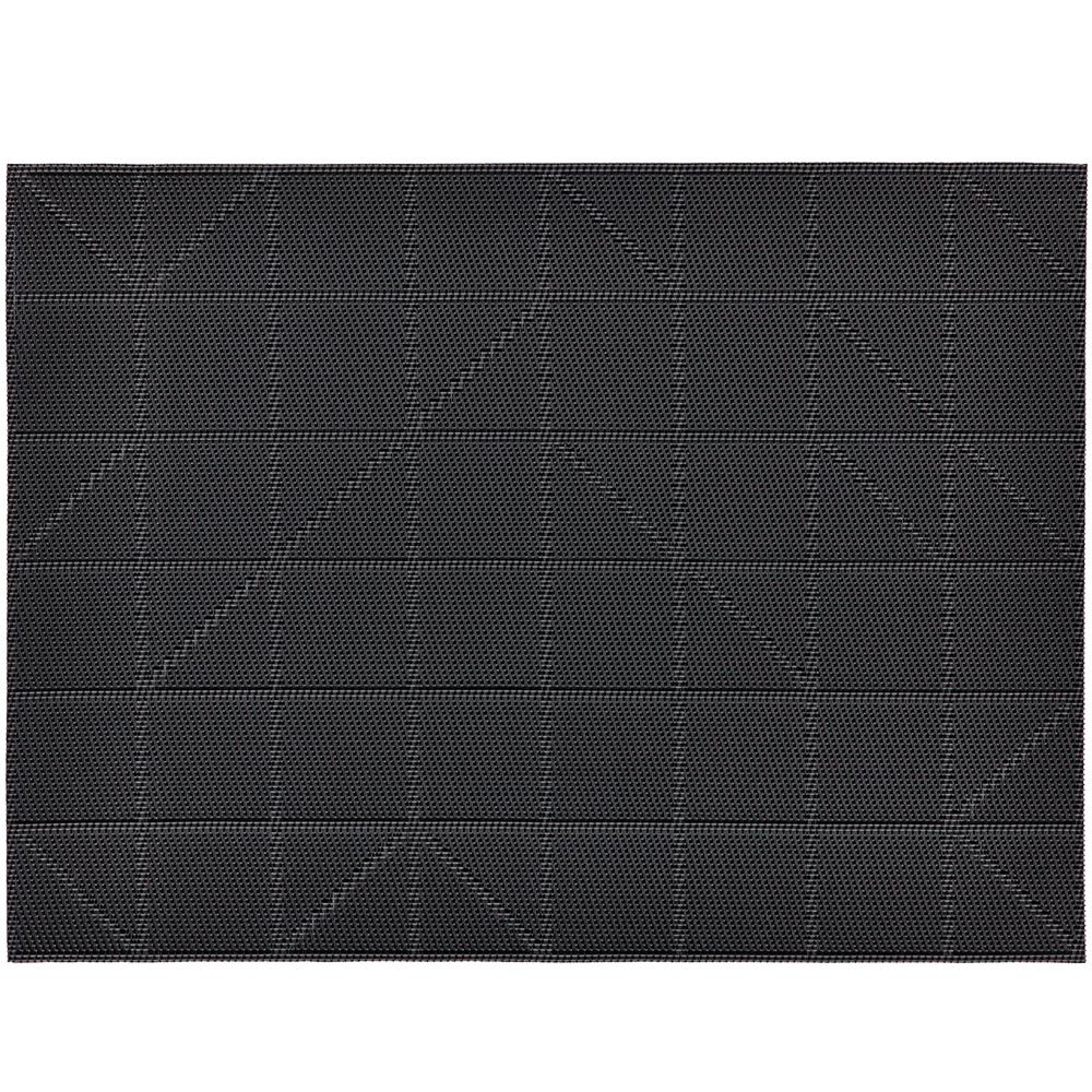 ZONE 棋盤餐墊(黑)