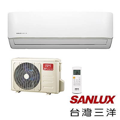 SANLUX台灣三洋 7-9坪一對一變頻冷專空調SAC-V50F/SAE-V50F