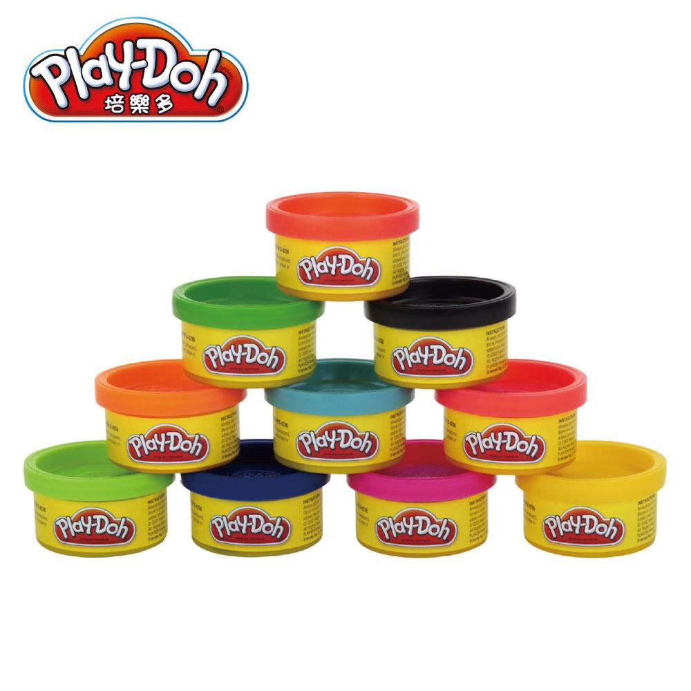 【play-doh培樂多】10色派對組合罐