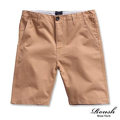 Roush- 高磅數美式水洗短褲 (6色)