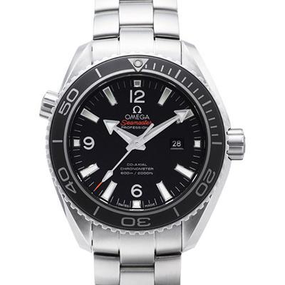 OMEGA 歐米茄 Seamaster 600米潛水機械錶-白字45.5mm