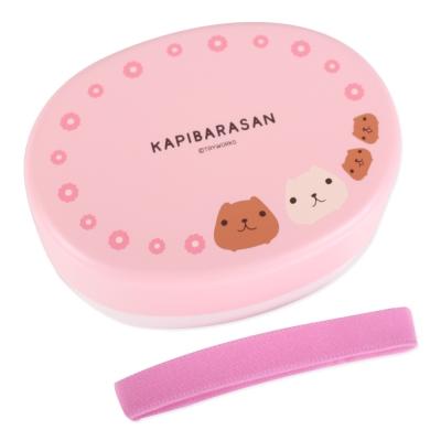 Kapibarasan 水豚君便當盒