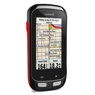 GARMIN Edge 1000 雙星連網自行車衛星導航(黑耀紅)