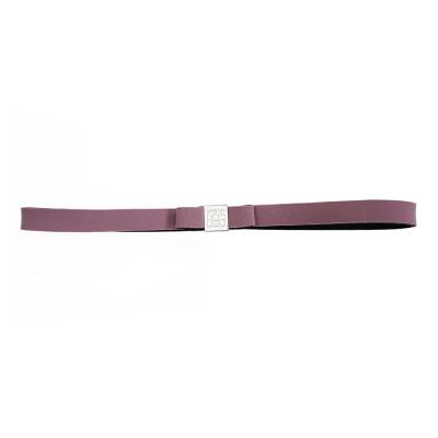 SAVE MY BAG 義大利品牌 MISS系列 玫瑰褐色蝴蝶結裝飾帶