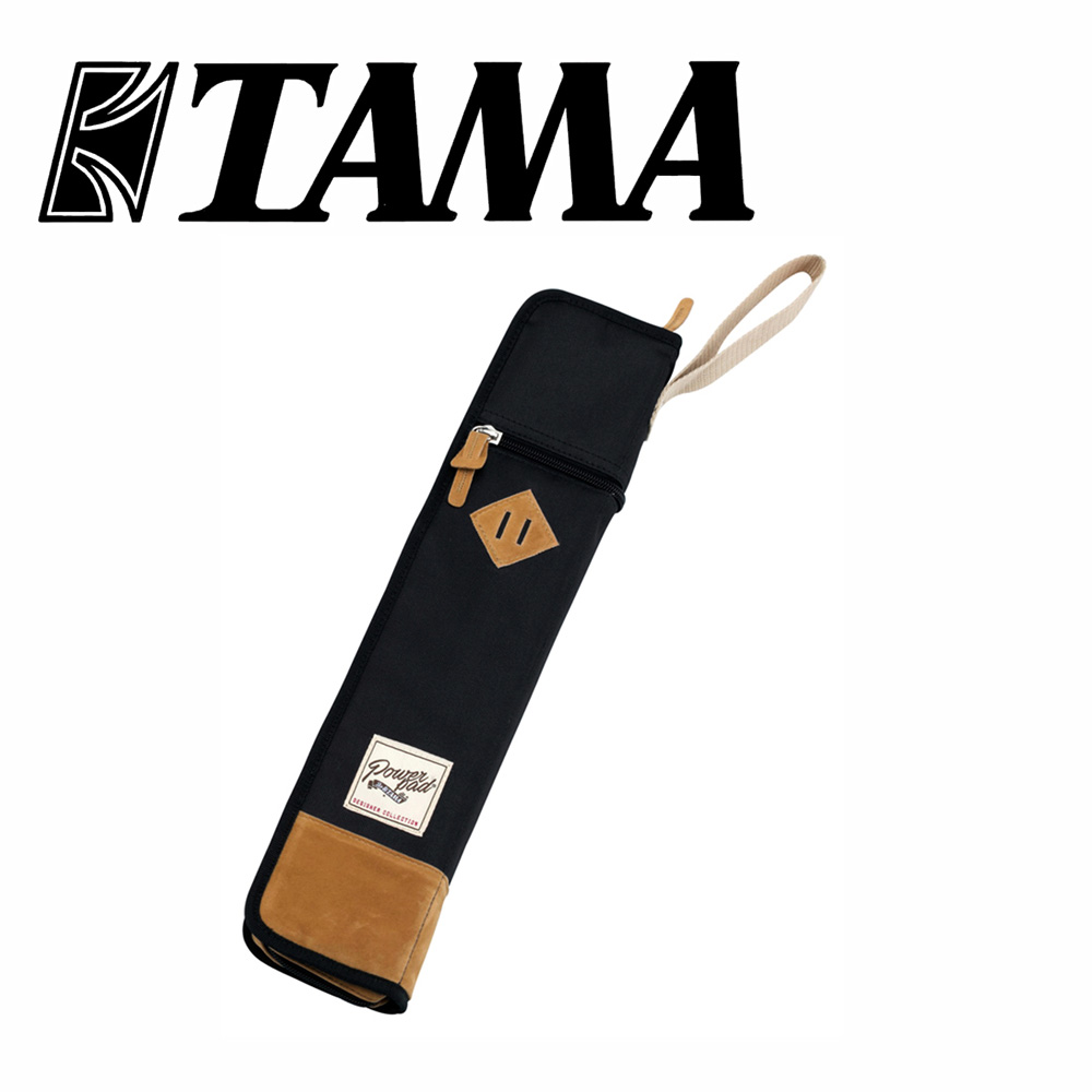 TAMA TSB12BK 六雙入鼓棒專用袋 時尚黑色款