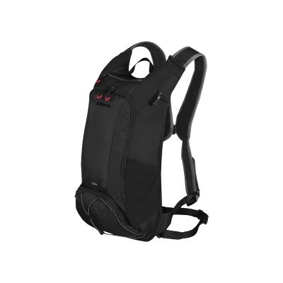 SHIMANO UNZEN 登山車後背包-無水袋 14L 黑色