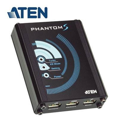 ATEN PHANTOM-STM PLUS(FPS遊戲專用鍵鼠轉換器) - UC3410