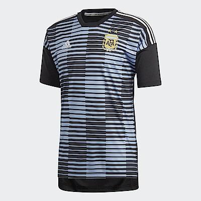 adidas 阿根廷國家隊主場賽前熱身球衣 男 CF1546