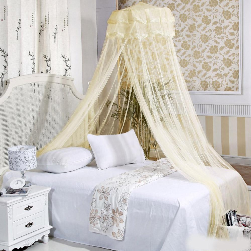ENNE-華麗宮廷式公主蚊帳/顏色隨機