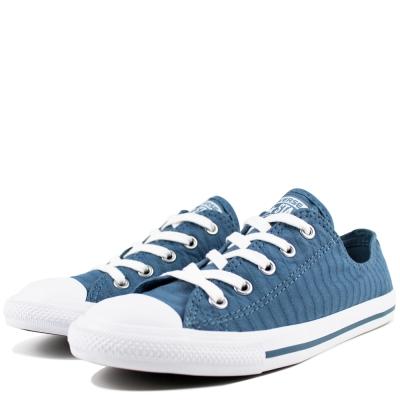 CONVERSE-女休閒鞋555889C-藍