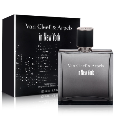 Van-Cleef-Arpels-時尚紐約男香水