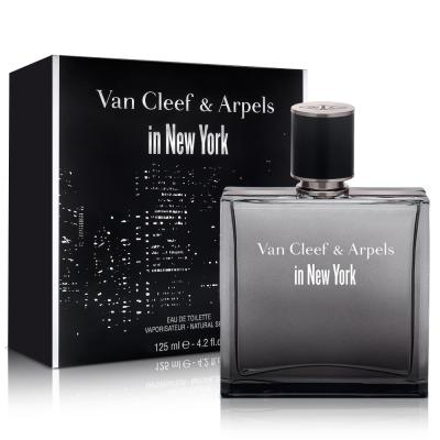 Van Cleef & Arpels 梵克雅寶 時尚紐約男性淡香水125ml 送品牌沐浴精