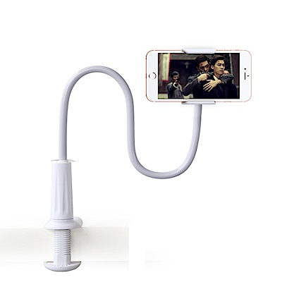 Rock洛克 360度旋轉直播手機支架 便攜式多功能懶人支架