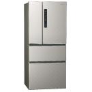 Panasonic國際牌 610L 1級變頻4門電冰箱 NR-D619HV 鋼板面板