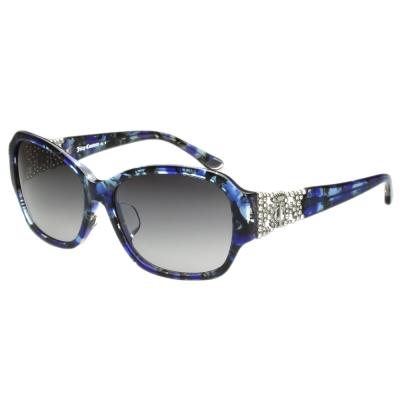 Juicy Couture 水鑽 太陽眼鏡(花卉藍色)
